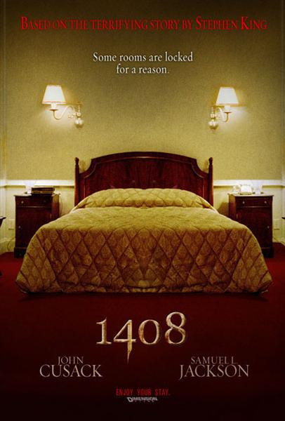 1408 Bed Poster