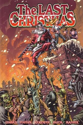 The Last Christmas Paperback Cover