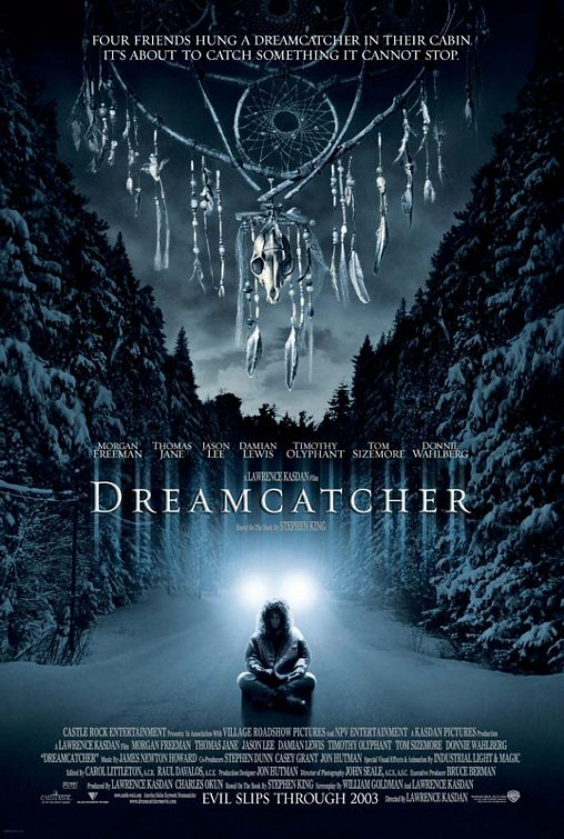 horro film dreamcatchers