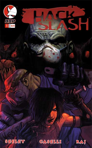 Hack/Slash Euthanized Cover