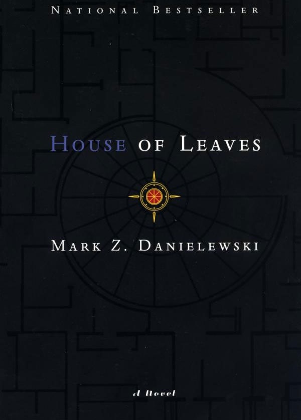 House of Leaves - Large Cover