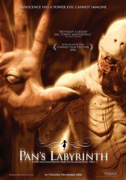 Pan's Labyrinth Pale Man Poster