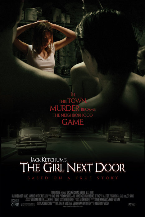 The Girl Next Door - Jack Ketchum - poster