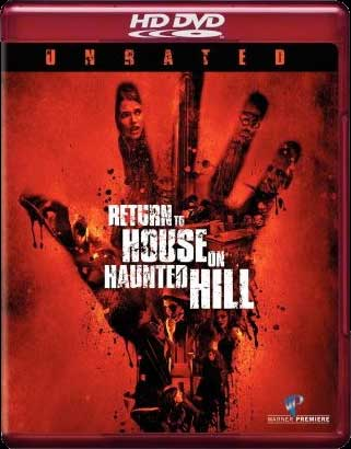 Return to House on Haunted Hill HD DVD Review