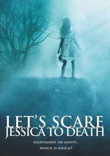 Let's Scare Jessica To Death DVD Cover