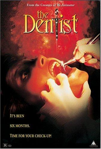 The Dentist DVD Cover