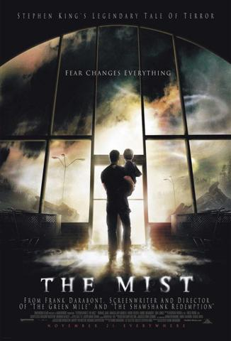 The Mist Theatrical Poster