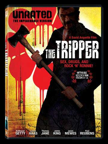The Tripper DVD Art