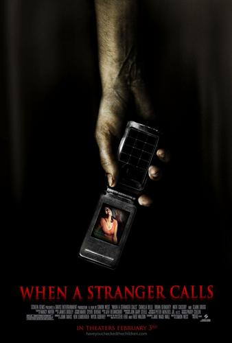 When a Stranger Calls Remake Poster- Large