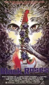 black roses imperial vhs front