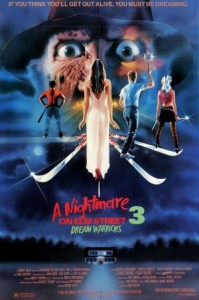 A Nightmare on Elm Street 3: Dream Warrior Poster