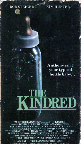 VHS for The Kindred