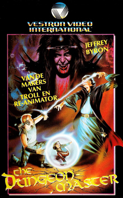 VHS Cover of Ragewar