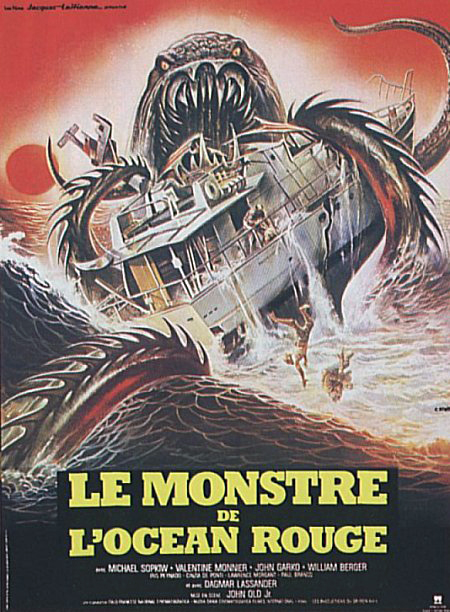 Awesome foreign poster art!