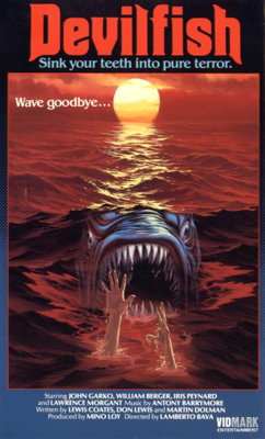 VHS cover in th