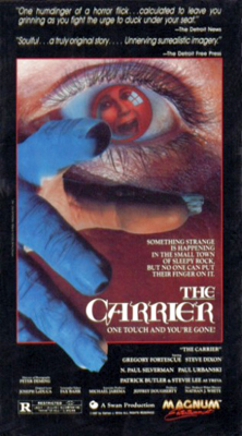 The Carrier's VHS Cover