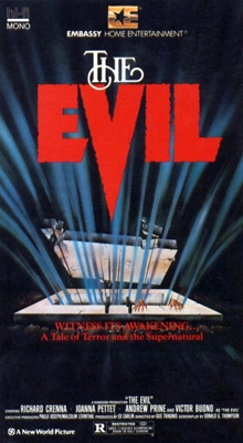 Cover Art for The Evil