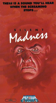 The MADNESS VHS cover