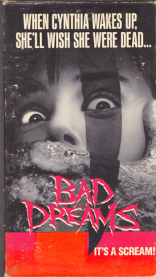 VHS for Bad Dreams