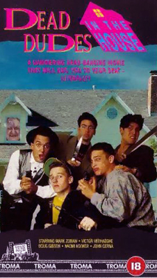 Awesome New Kids on the Block-esque VHS Cover